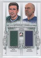 Ron Francis, Mark Messier /60