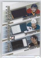 Connor McDavid, Joe Thornton, Mario Lemieux /10