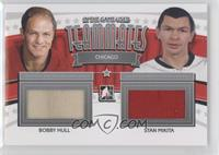 Limited - Bobby Hull, Stan Mikita /20
