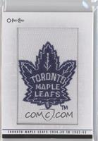 Toronto Maple Leafs 1938-39 to 1962-63