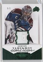 Semyon Varlamov /5