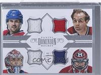 Guy Lafleur, Patrick Roy, Brian Gionta, Carey Price /50