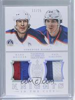 Mark Messier, Nail Yakupov /25