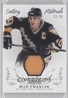 Ron Francis (Pittsburgh Penguins) /99