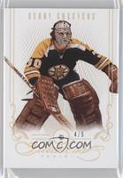 Gerry Cheevers /5