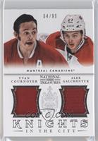 Yvan Cournoyer, Alex Galchenyuk /99