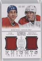 Bob Gainey, Brendan Gallagher /99
