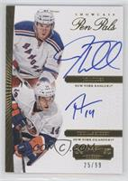 J.T. Miller, Thomas Hickey /99