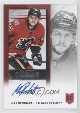 2013-14 Panini Playoff Contenders Rookie Ticket Signatures [Autographed] #189 - Max Reinhart