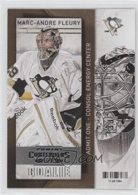 2013-14 Panini Playoff Contenders #36 - Marc-Andre Fleury