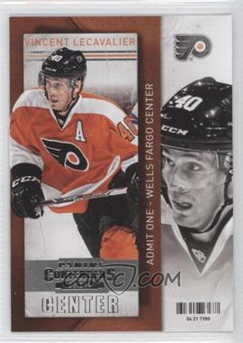 2013-14 Panini Playoff Contenders #76 - Vincent Lecavalier