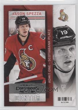 2013-14 Panini Playoff Contenders #77 - Jason Spezza