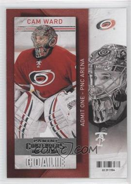 2013-14 Panini Playoff Contenders #81 - Cam Ward
