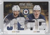 Anthony Peluso, Jacob Trouba /25