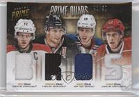 Eric Staal, Jordan Staal, Marc Staal, Jared Staal /50