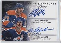 Mark Messier, Nail Yakupov /50