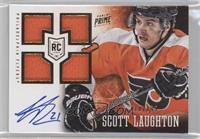 Prime Rookies Quad - Scott Laughton /199