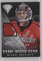 Michal Neuvirth /25