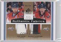 Nicklas Backstrom, Mike Green /25