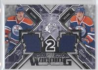 Taylor Hall, Ryan Nugent-Hopkins