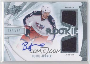 2013-14 SPx #197 - Boone Jenner /499