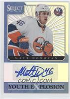 Matt Donovan /25