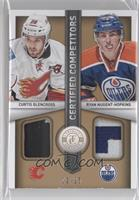 Curtis Glencross, Ryan Nugent-Hopkins /25