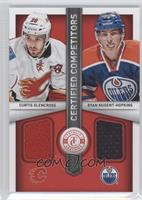 Curtis Glencross, Ryan Nugent-Hopkins