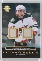 Mathew Dumba /75