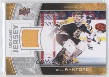 2013-14 Upper Deck - Series One UD Game Jersey #GJ-BR - Bill Ranford