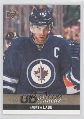2013-14 Upper Deck - UD Canvas #C64 - Andrew Ladd