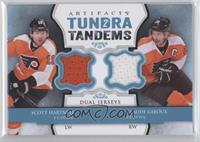 Scott Hartnell, Claude Giroux