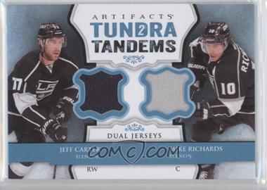 2013-14 Upper Deck Artifacts Tundra Tandems #TT-RC - Jeff Carter, Mike Richards