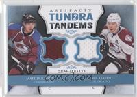 Matt Duchene, Paul Stastny