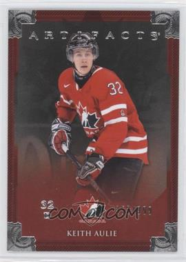 2013-14 Upper Deck Artifacts #142 - Keith Aulie /999