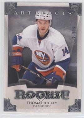 2013-14 Upper Deck Artifacts #195 - Thomas Hickey /999