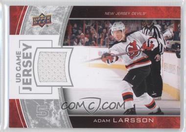 2013-14 Upper Deck Series One UD Game Jersey #GJ-AL - Adam Larsson
