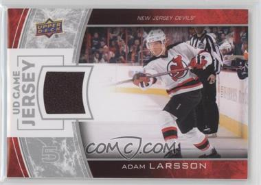 2013-14 Upper Deck Series One UD Game Jersey #GJ-AL - Adam Larsson
