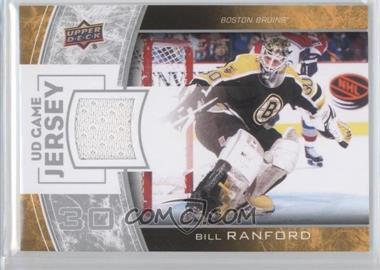 2013-14 Upper Deck Series One UD Game Jersey #GJ-BR - Bill Ranford