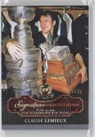 Distributed in 14-15 The Cup - Claude Lemieux /35