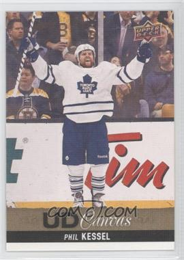 2013-14 Upper Deck UD Canvas #C32 - Phil Kessel