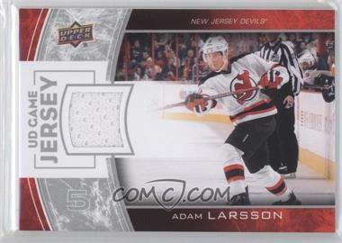 2013-14 Upper Deck UD Game Jersey #GJ-AL - Adam Larsson