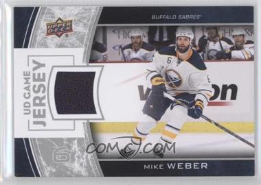 2013-14 Upper Deck UD Game Jersey #GJ-MW - Mike Weber