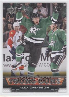 2013-14 Upper Deck #235 - Alex Chiasson
