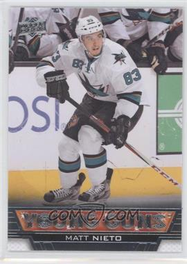 2013-14 Upper Deck #247 - Matt Nieto