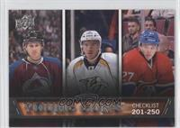 Nathan MacKinnon, Alex Galchenyuk, Seth Jones