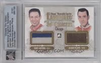 Terry Sawchuk, Jacques Plante /1 [ENCASED]