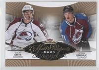 Borna Rendulic, Colin Smith #/299
