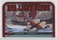 Ottawa Senators, Vancouver Canucks