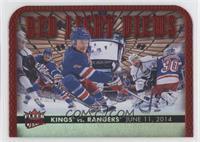 New York Rangers, Los Angeles Kings